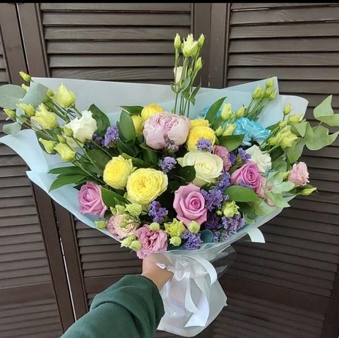 Букет цветов #15643