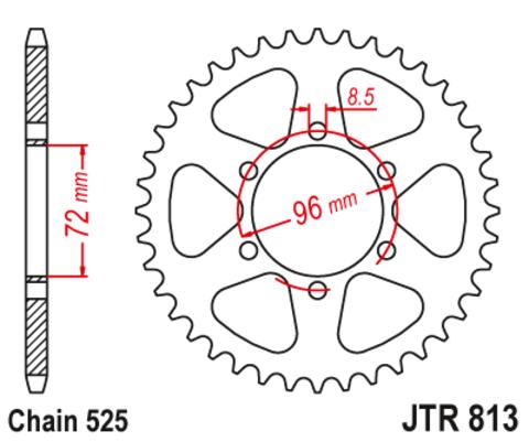 JTR813