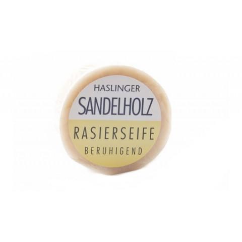 Мыло для бритья HASLINGER Сандал 60 гр