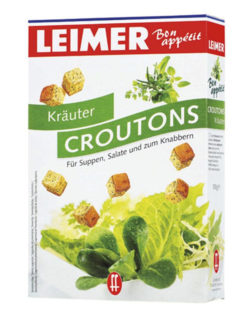 Крутоны Leimer с Зеленью 100 гр.