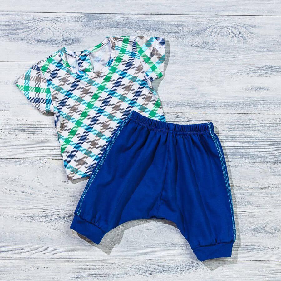 Футболка + штанишки для детей