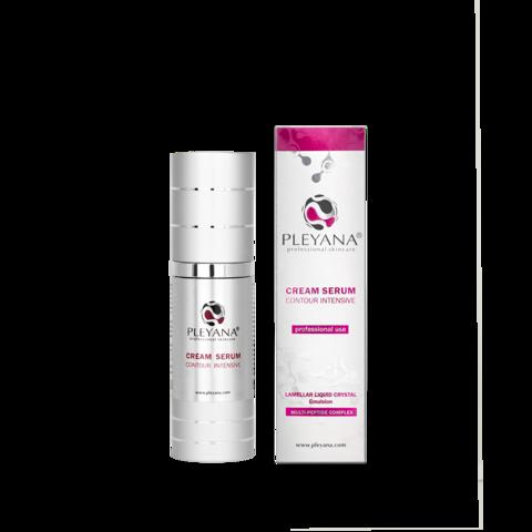 PLEYANA | Крем-сыворотка КОНТУР-ИНТЕНСИВ / Cream serum contour intensive , (30 мл)