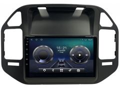 Магнитола для Mitsubishi Pajero 3 (00-06) Android 10 6/128GB IPS DSP 4G модель CB-3336TS10