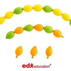 Edx education набор Бусы фруктовые 50306