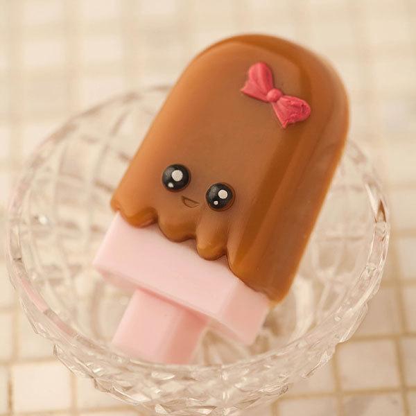 Пластиковая форма для мыла Мороженое пломбир