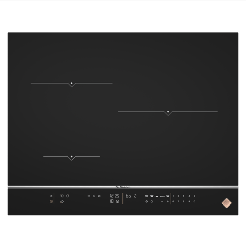 Индукционная варочная панель De Dietrich DPI7572X