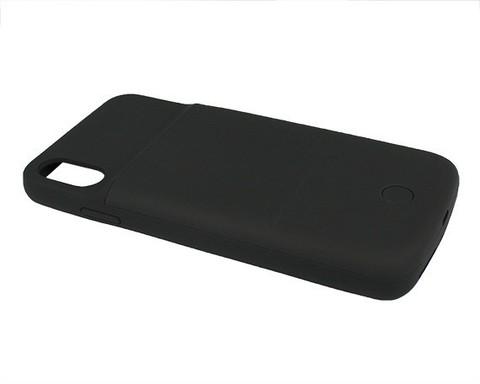 JLW / Чехол аккумулятор iPhone XsMax   4000 mAh XM6 черный
