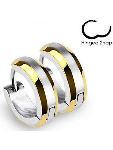 Серьги кольца SPIKES SSE-010