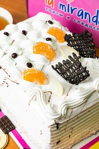 Торт №3 Банановый