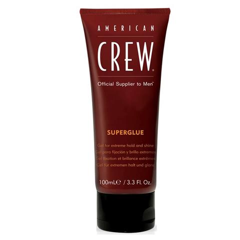 American Crew Styling: Гель для мужских волос ультрасильной фиксации (Superglue), 100мл