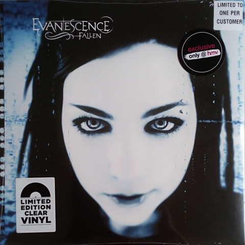 Evanescence – Fallen (Limited Edition)