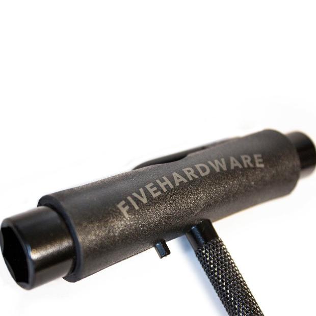Ключ для скейта (скейт тул) FIVE HARDWARE Simple Tool (Black)
