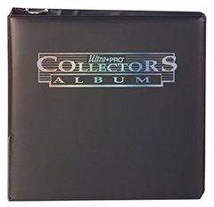 "Альбом Ultra Collector Pro 3"" Black Collectors Album"