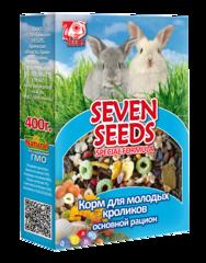 Корм для молодых кроликов полнорационный Seven Seeds Special