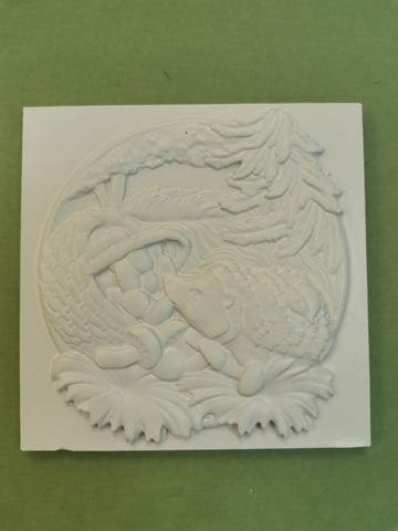 Плитка Каф'декоръ 10*10см., арт.3304