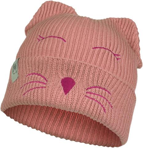 Вязаная шапка детская Buff Hat Knitted  Cat Sweet фото 1
