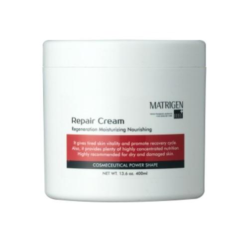 Завершающий восстанавливающий крем для лица Repair Cream Matrigen 400 мл