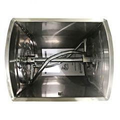Amassadeira espiral profissional horizontalAkita jp HO-2
