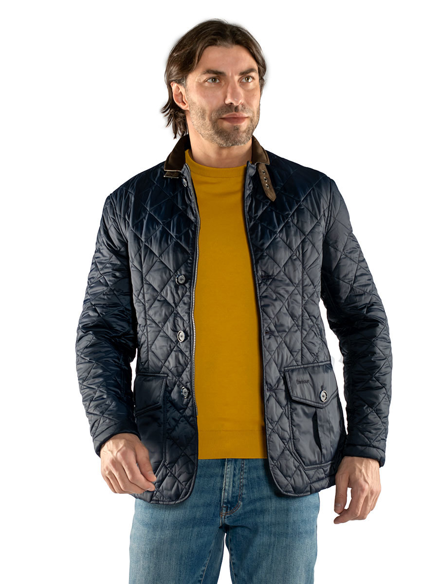Barbour куртка Quilted Sander MQU0559/NY91