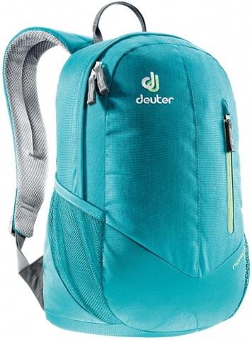 Картинка рюкзак городской Deuter Nomi Petrol-Dresscode - 1