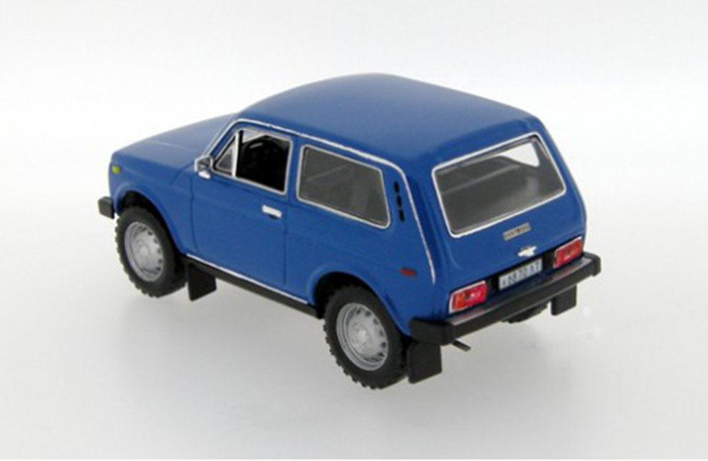 """Коллекционная модель BАЗ 2121 """"НИВА"""" 1978"""