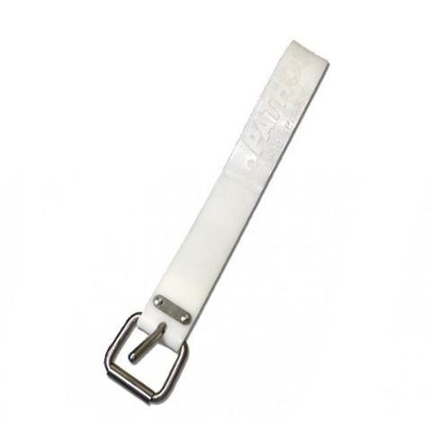 Ремень силиконовый Pathos, белый, с мет. пряжкой – 88003332291 изображение 2