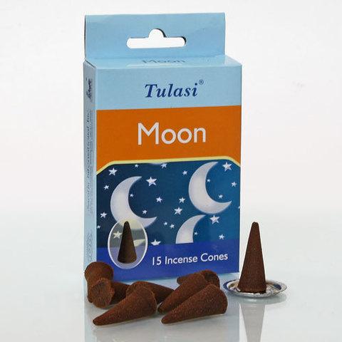 Благовония Sarathi Cones Moon Луна