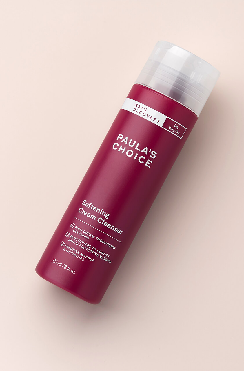 Молочко для умывания Paula's Choice Skin Recovery Softening Cream Cleanser 237 мл