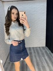 купить джинсовую юбку