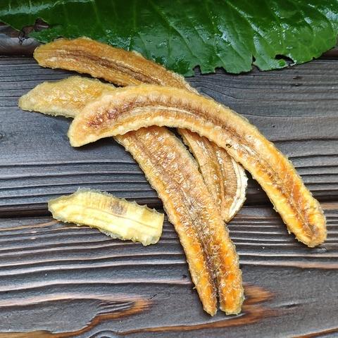 Фотография Чипсы фруктовые Банан, 250 г купить в магазине Афлора