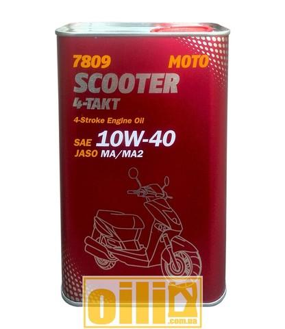 Mannol 7809 SCOOTER 4-TAKT API SL 1л