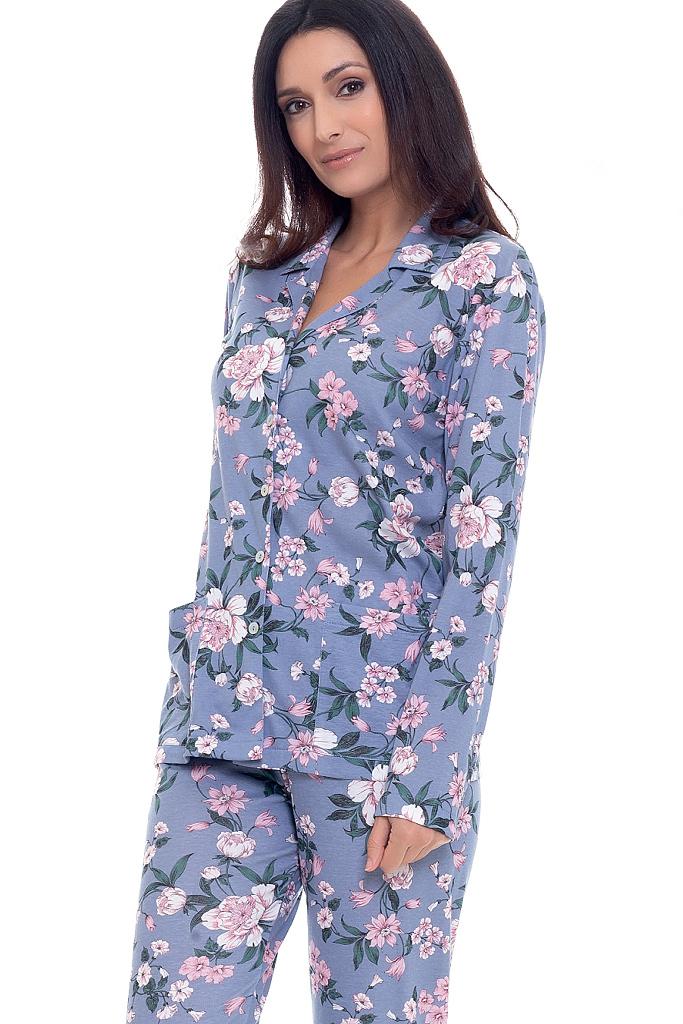Женская пижама с цветочным рисунком DolceVita