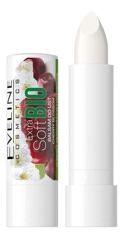 EVELINE Бальзам для губ Cherry Blossom  EXTRA SOFT bio