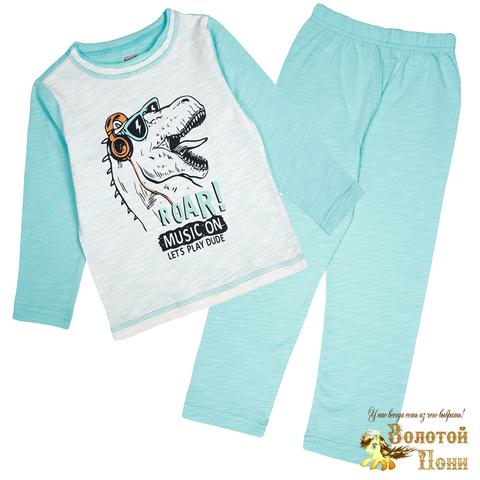 Пижама хлопок мальчику (3-7) 210627-OP1083.4