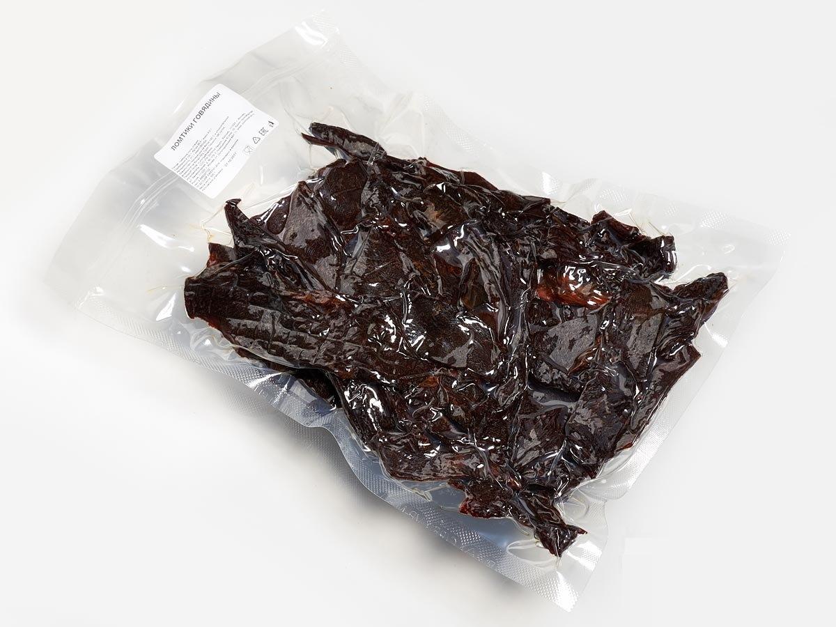 Ломтики вяленой говядины (100г)