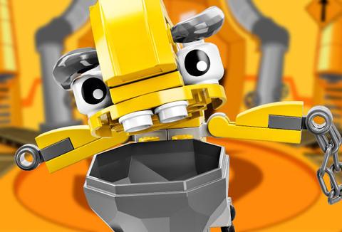 LEGO Mixels: Форкс 41546 — Forx — Лего Миксели