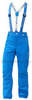Мужской тёплый прогулочный лыжный костюм Nordski National Blue