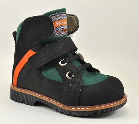 Ботинки утепленные Minicolor арт. 2532-01 2532-01