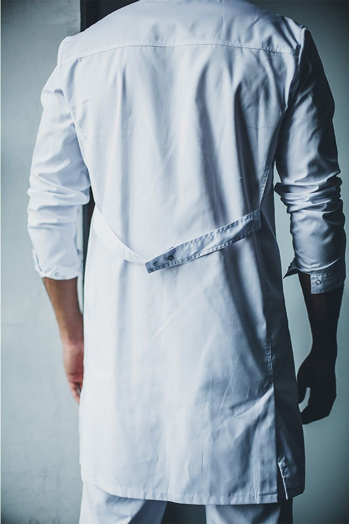 Халат мужской медицинский М 33