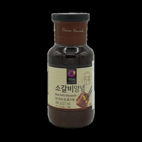 Корейский маринад для говяжьих ребрышек Beef Galbi Marinade DAESANG, 280 гр