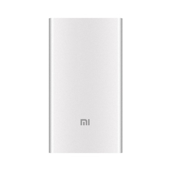 Xiaomi Mi Power Bank 2 5000 mAh Silver