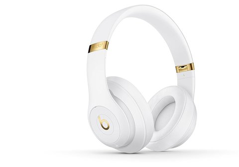Наушники Bluetooth Beats Studio3 Wireless White (Белые)