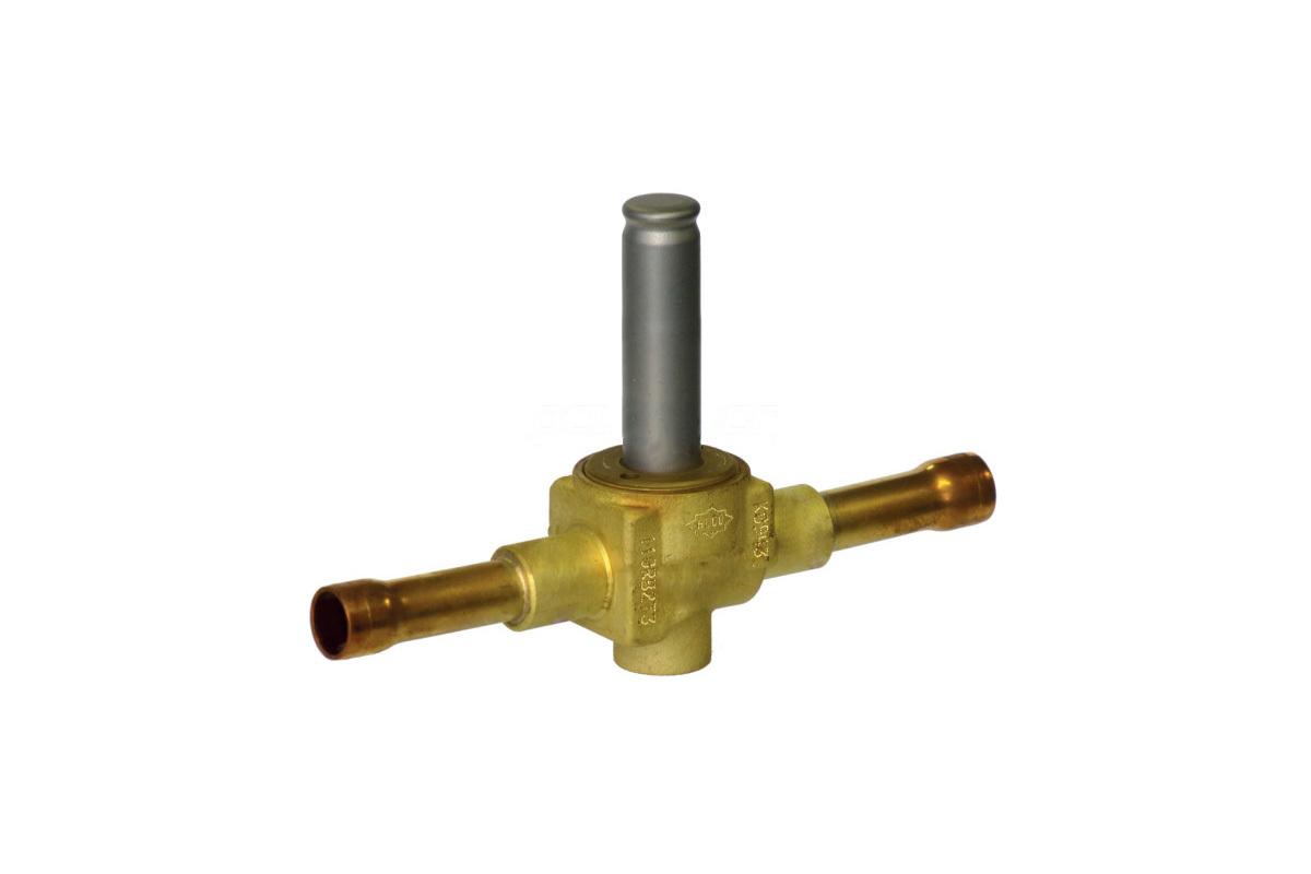 """Электромагнитный (соленоидный) клапан 1/4"""" 110RB2T2 (Alco Controls)"""