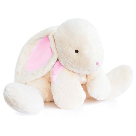 Doudou et Compagnie. Кролик пижамница нежно-розовый 45 см из коллекции BON BON