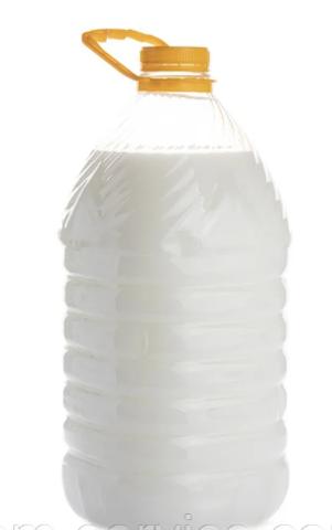 Жидкое мыло Blitz 5 л, (приват) белое