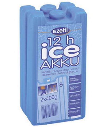 Аккумулятор холода Ezetil Ice Akku (2 шт. х 400 гр.)