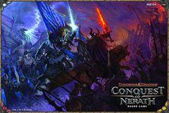 Dungeons and Dragons Boardgame: Conquest of Nerath / Подземелья и драконы: Завоевание Нерата