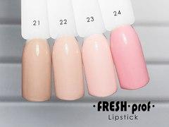 Гель-лак Fresh Prof 10 мл LipStick 24
