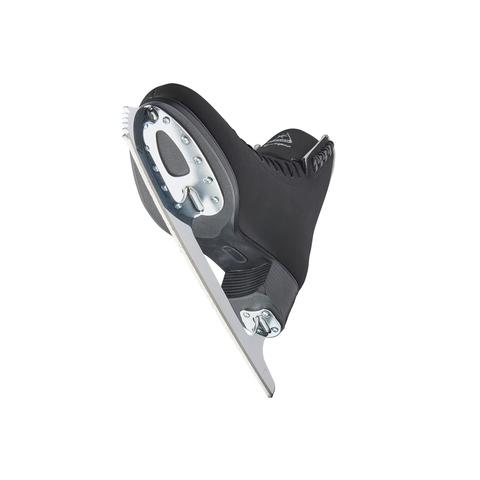 Коньки Jackson Mystique (Черные) c лезвиями Mark II