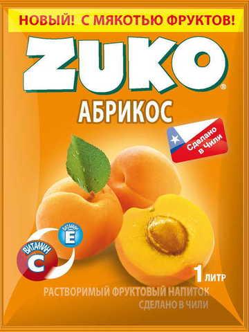 ZUKO 'Абрикос', 25г